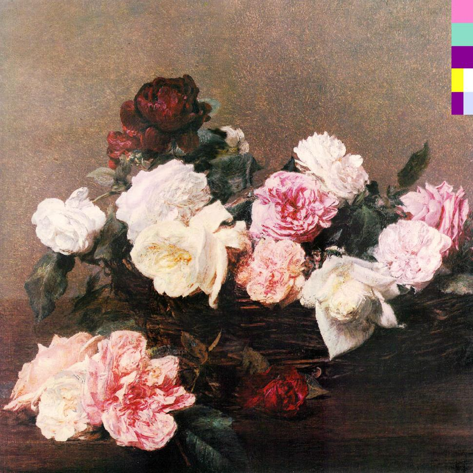 New Order Power Corruption And Lies Wallpaper Grazie Dei Fior/fra Tutti Gli
