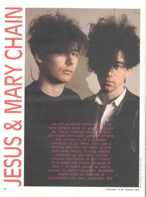 The Jesus And Mary Chain 1
