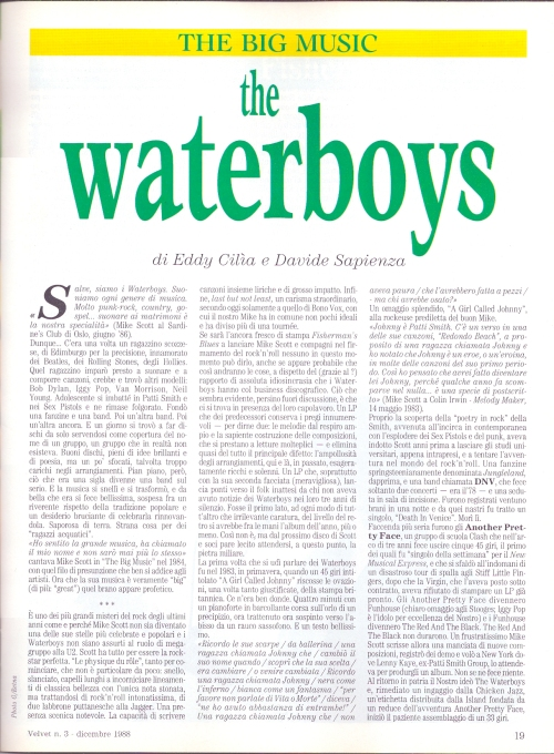 The Big Music - The Waterboys 2