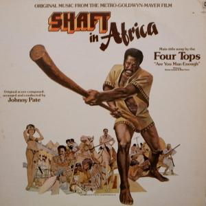Johnny Pate - Shaft In Africa