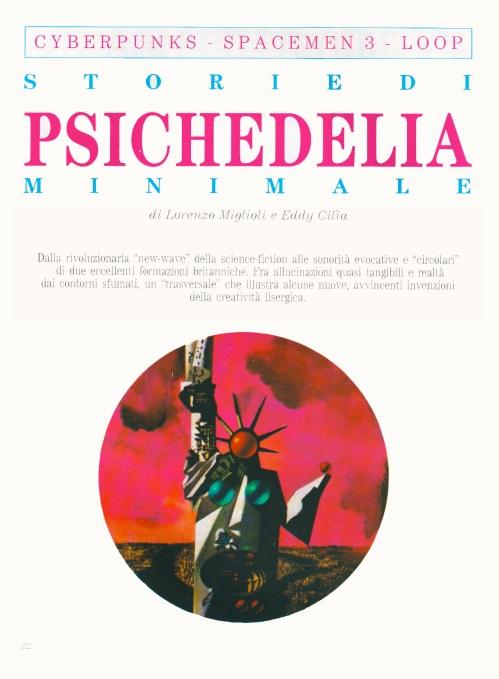 Storie di psichedelia minimale 1