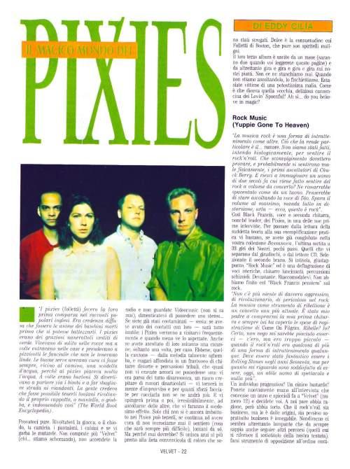Il magico mondo dei Pixies 1