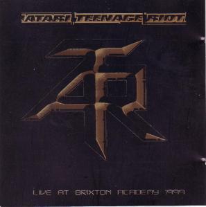 Atari Teenage Riot - Live At Brixton Academy 1999