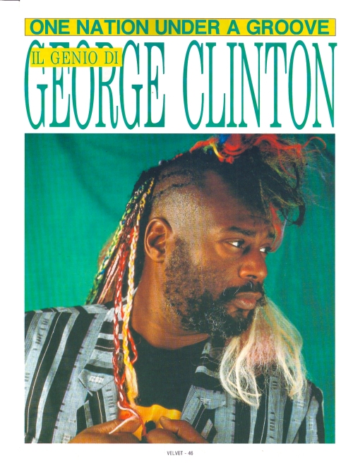 One Nation Under A Groove - Il genio di George Clinton 1