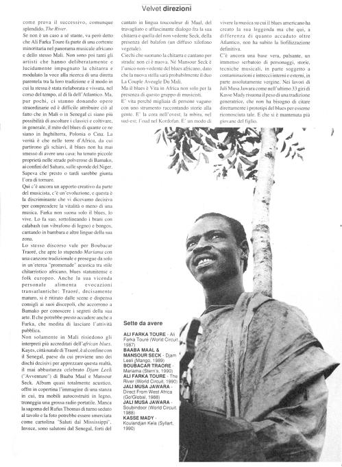 L'Africa, il blues e la modernità 2