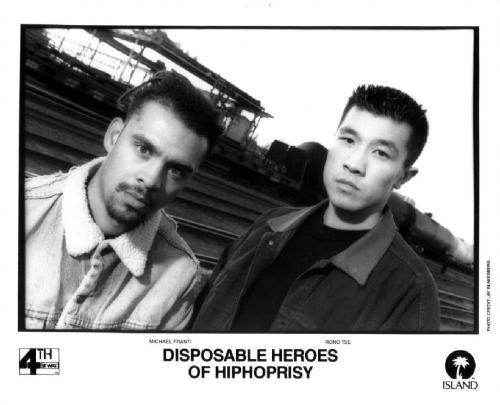 Disposable Heroes Of Hiphoprisy