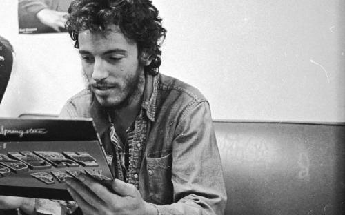 Bruce Springsteen 1973