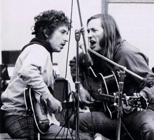 Con Bob Dylan