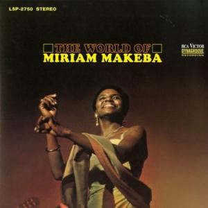 Miriam Makeba - The World Of