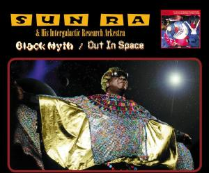 Sun Ra - Black Myth Out In Space