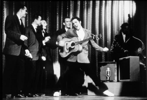 Elvis Presley all'Ed Sullivan Show