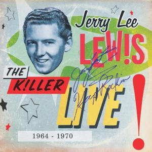 Jerry Lee Lewis - The Killer Live 1964-1970