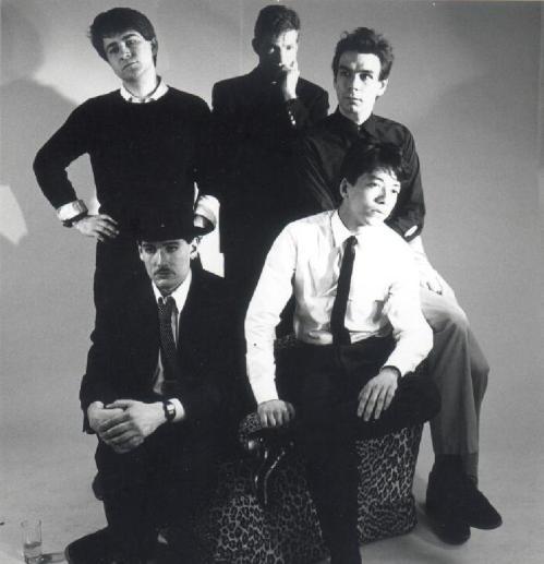 Tuxedomoon 1982