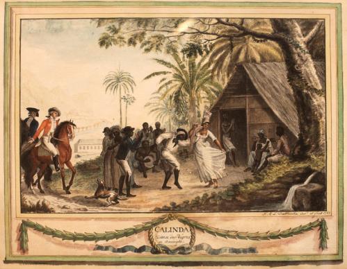 Calinda - Danse des Nègres en Amérique
