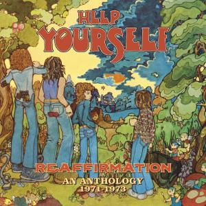 Help Yourself - Reaffirmation  An Anthology 1971-1973