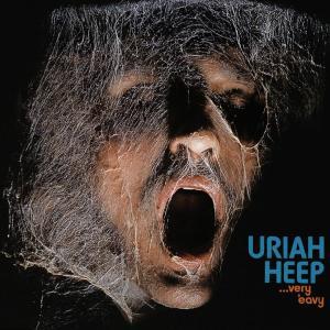 Uriah Heep - Very 'Eavy... Very 'Umble...