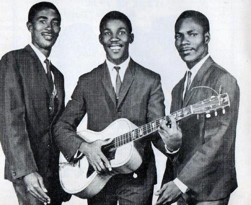 The Maytals 1965