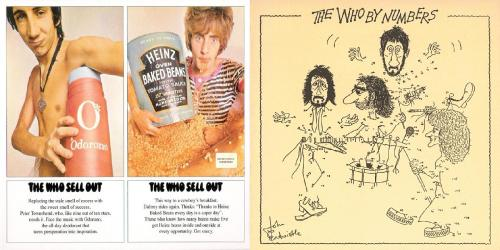 The Who - Sell Out & By Numbers