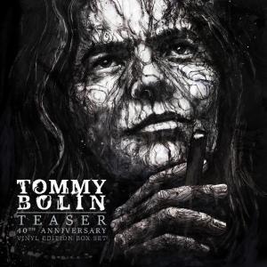 Tommy Bolin - Teaser 40th Anniversary Vinyl Edition Box Set