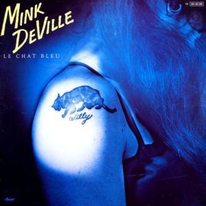 Mink De Ville - Le chat bleu